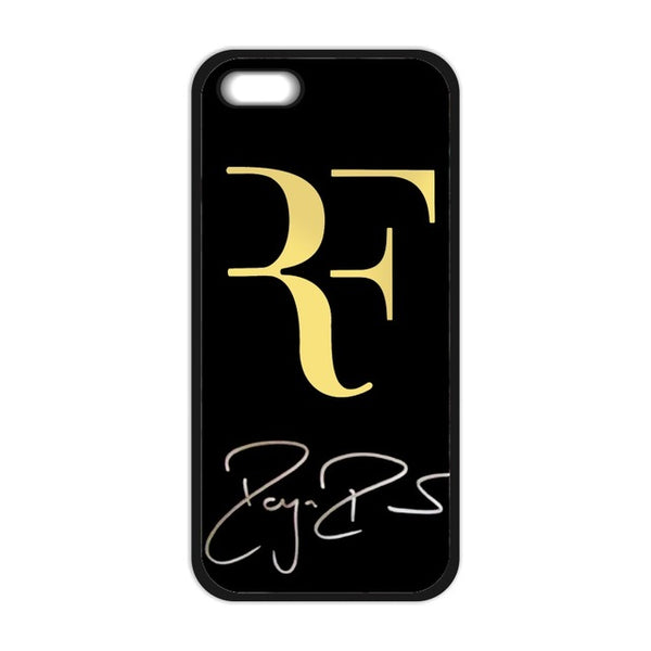 Roger Federer Cover Case for iPhone 4S 5S 5C SE 6 6S 7 Plus Samsung Galaxy S3 S4 S5 Mini S6 S7 S8 Edge Plus A3 A5 A7