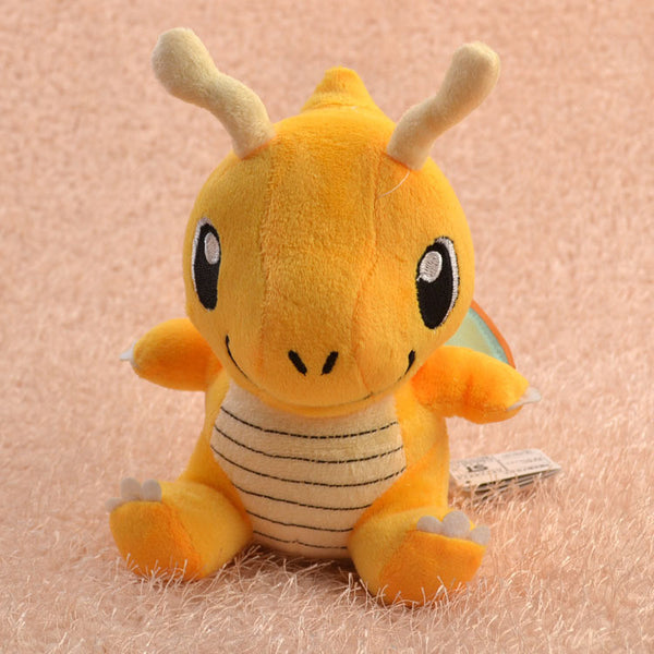 Super Cute Pokemon Plush Toy Dragonite 16cm