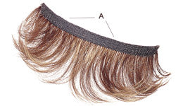 Detachable Hair Bang