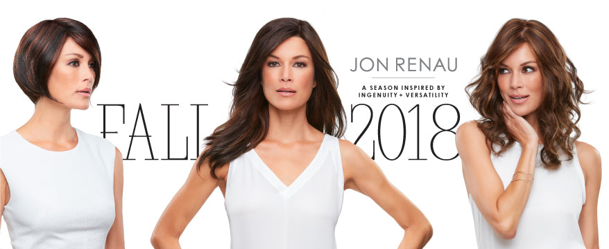 Jon Renau's 2018 Fall Collection