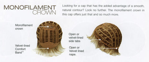 Christie Brinkley Monofilament Crown