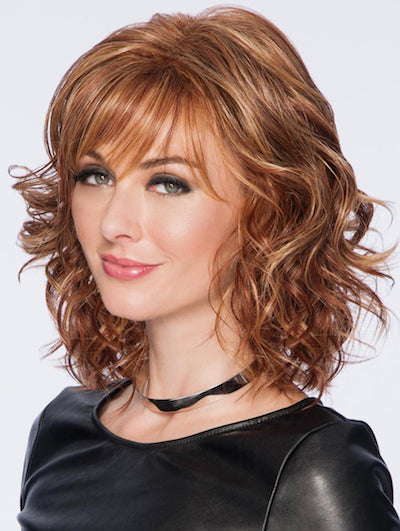 Tousled Bob - Heat-Friendly Synthetic Wig - HairDo