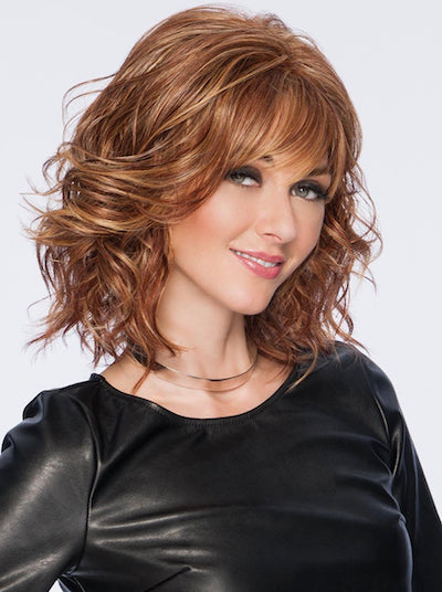 Tousled Bob - Heat Friendly Synthetic Wig Traditional Cap - Hairdo
