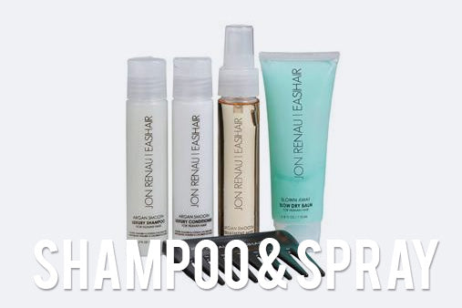 Shampoo Spray Conditioner