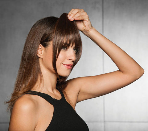 Clip-In Hair Bang | Heat Friendly Synthetic