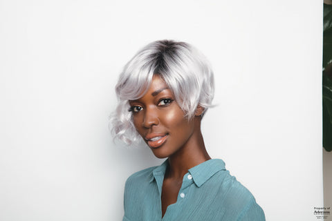 Vee  | Synthetic Wig (Monofilament)