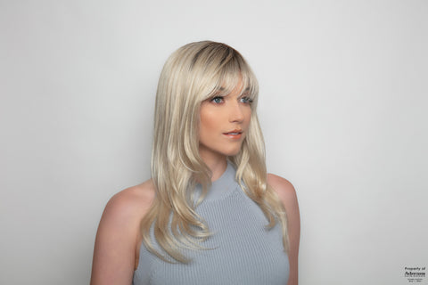Angela | Synthetic Wig ( Monofilament)