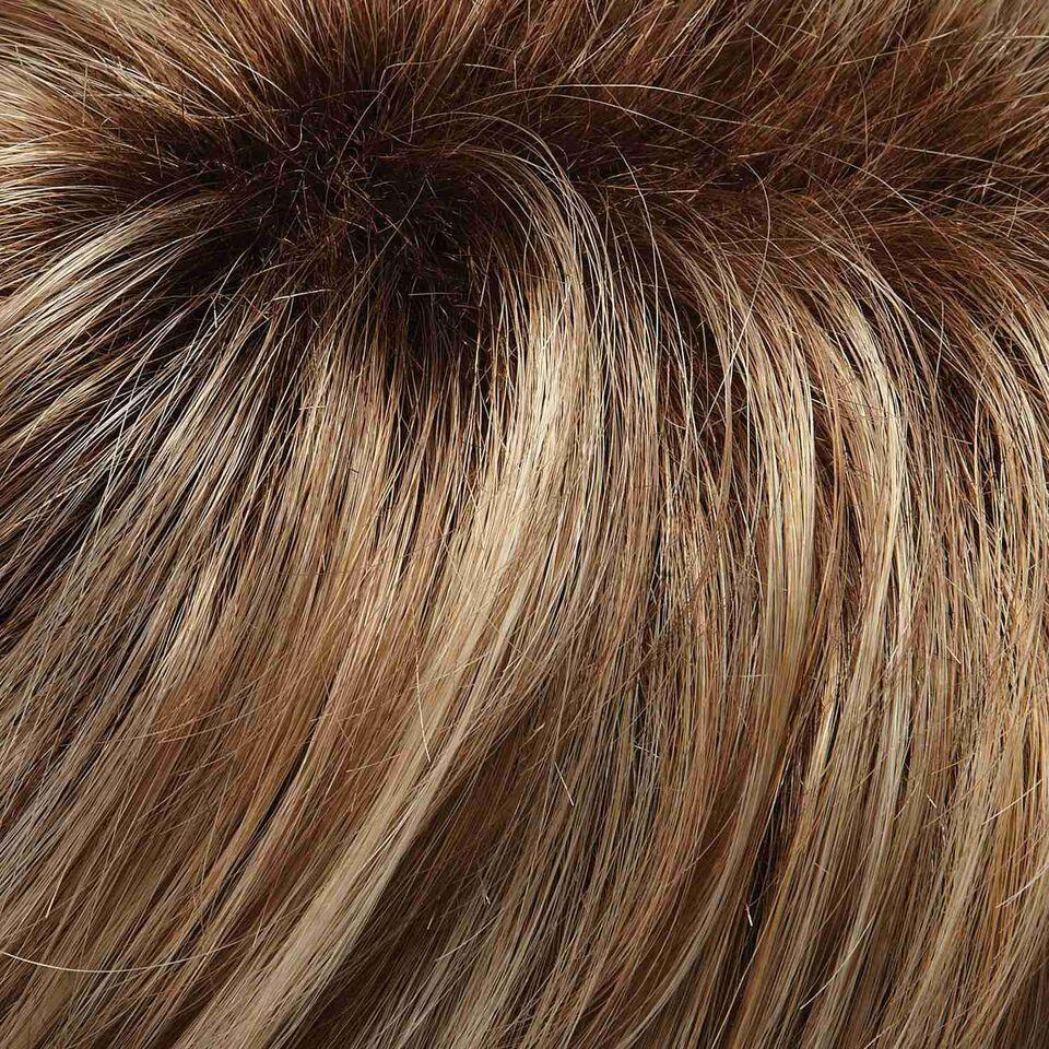 Top Crown Hair Addition Volumizer | Synthetic Hair Piece (Monofilament Base)