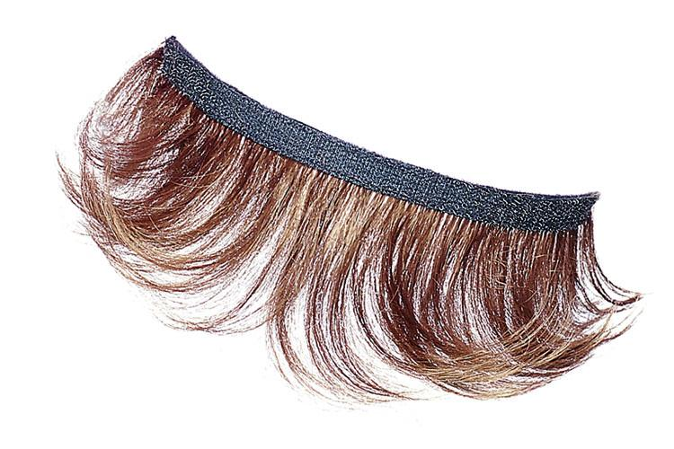 Detachable Hair Bang | Synthetic Hairpiece