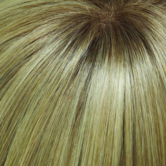 "Top Form 6-8"" Human Hair Addition (Renau Colors) 