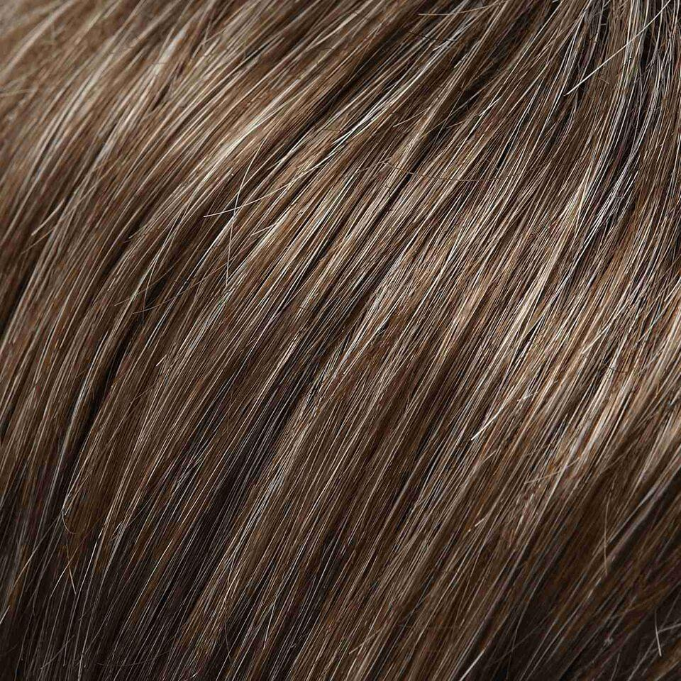 Top Notch Hair Addition | Synthetic Hair - Monofilament Base