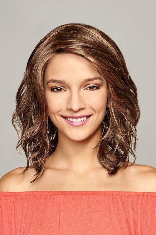 Kendall | Synthetic Wig (Lace Front Mono Top)