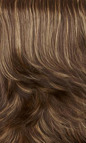 Celine | Synthetic Wig (Monofilament Crown)
