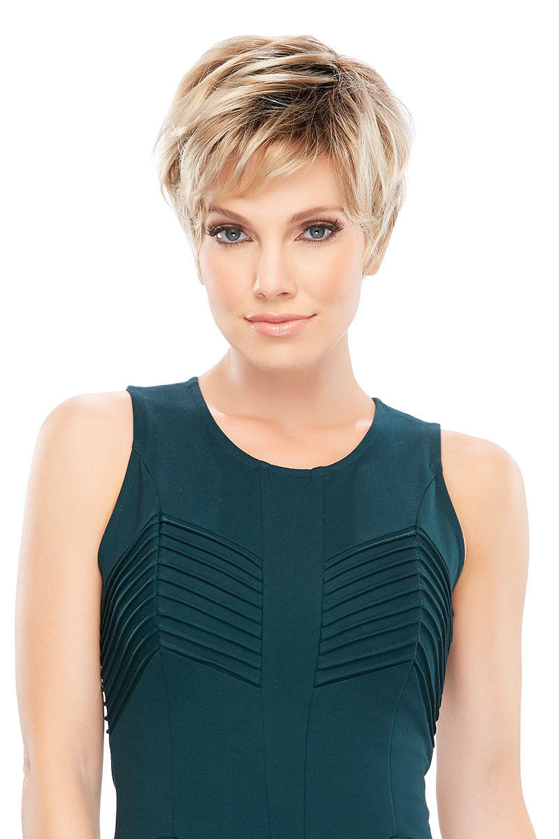 Allure Wig (Open Box) - Color 8/30 | Synthetic Wig (Traditional Cap)