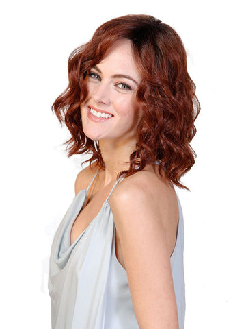 Biscotti Babe | Heat Friendly Synthetic Wig (Lace Front Monofilament)