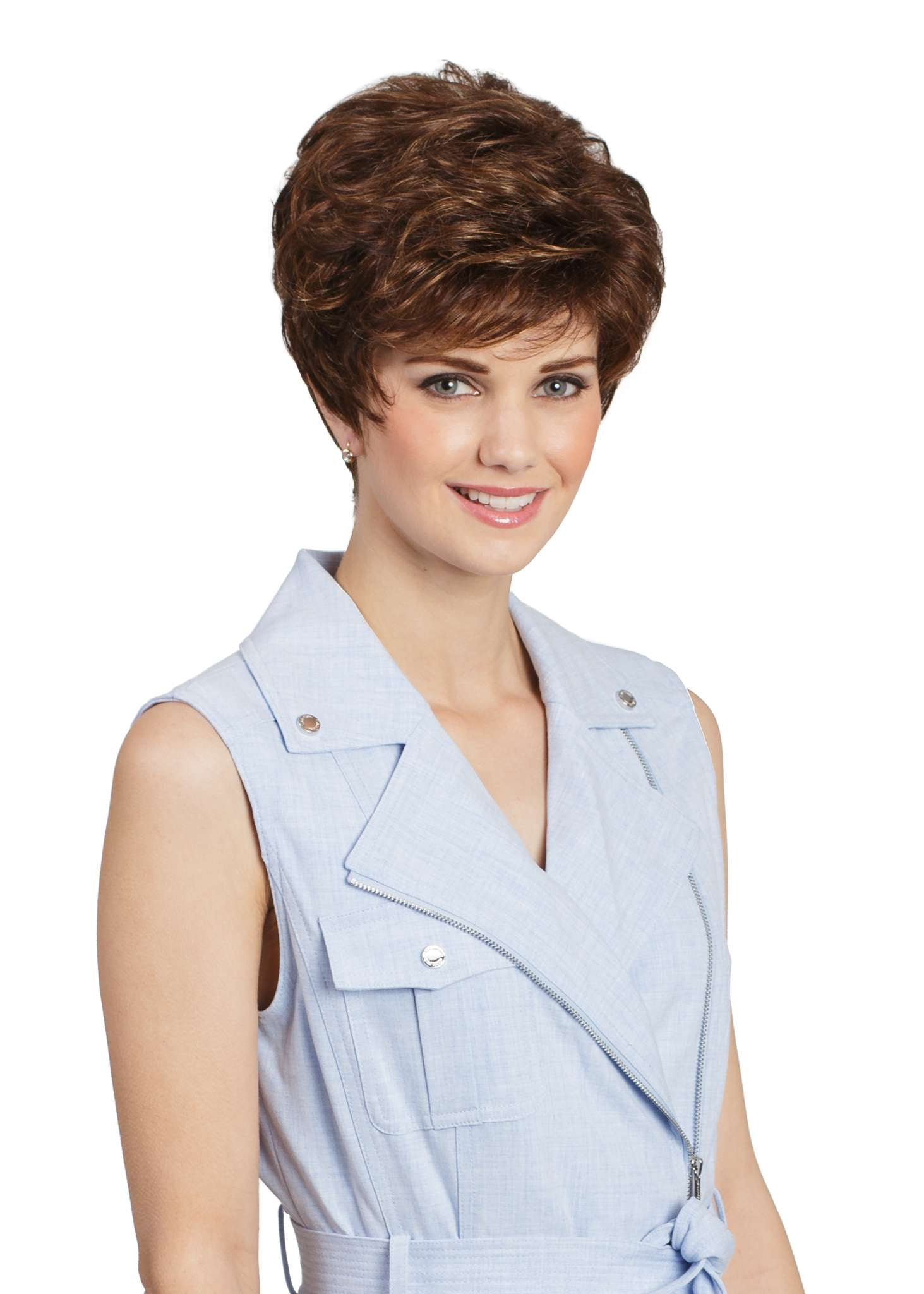 Braxton | Synthetic Wig (Traditional Cap)