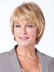 Classic Bob Wig | Heat Friendly Synthetic Wig (Traditional Cap )