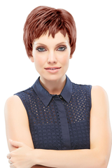 Elite (Open Box) | Synthetic Wig (Open Cap) - Color 4/27/30