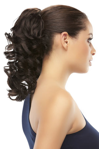 Clip On Hairpieces, Wigs & Hair Extensions