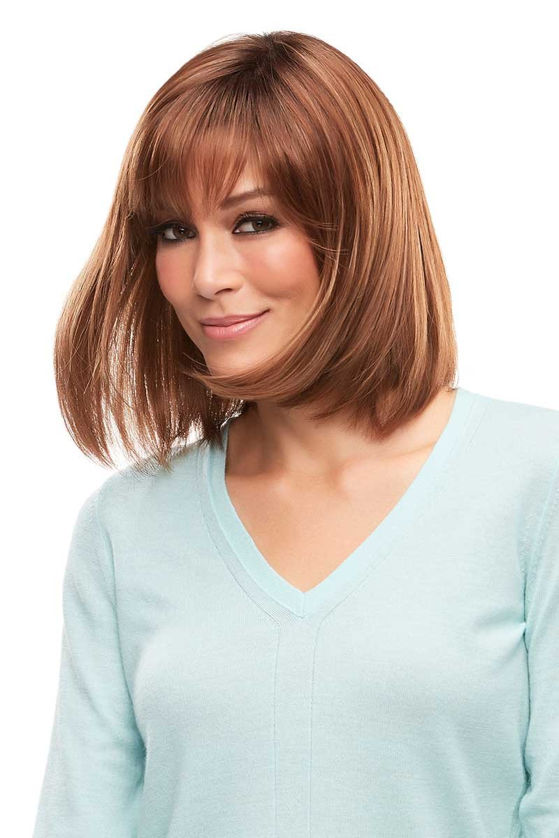 Emilia | Lace Front Hand Tied Monofilament | Synthetic Wig