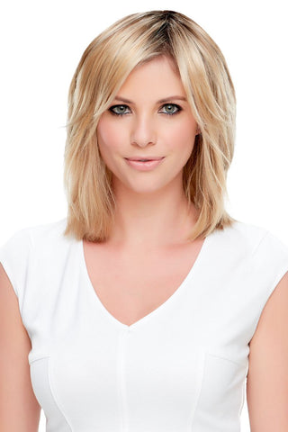 Essentially You Topper | Synthetic Hair (Monofilament Base)