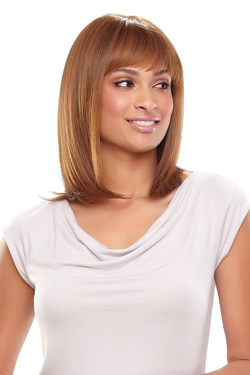 Flame | Double Monofilament | Heat Defiant Synthetic Wig (Open Box) - Color 14/26