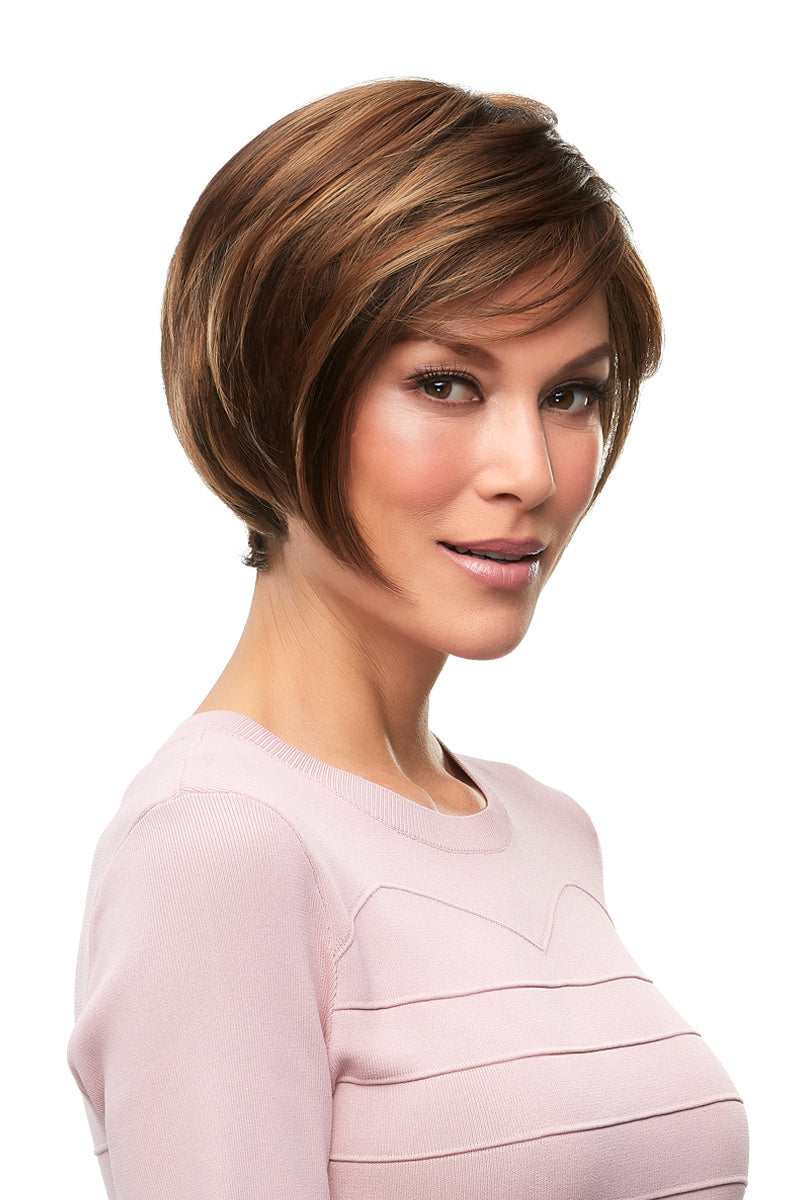 Gabrielle | Synthetic Wig (Lace Front Hand Tied Monofilament)
