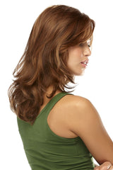 Gisele | Lace Front Monofilament | Synthetic Wig (Open Box) - Color FS613/24B