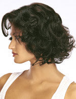 Shiny 3/4 Fall | Synthetic Hairpiece (Mono Top)