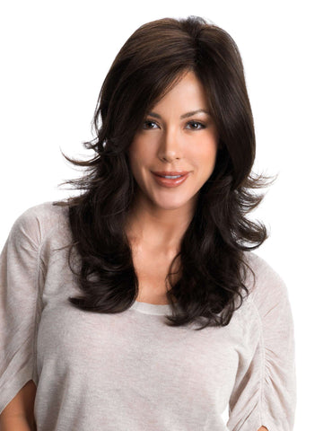 Griffin Rooted Colors | Synthetic Wig (Lace Front 100% Hand-Tied Mono Top)