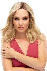 Gwyneth (Renau Colors) | Hand Tied Lace Front Monofilament | Remy Human Hair Wig