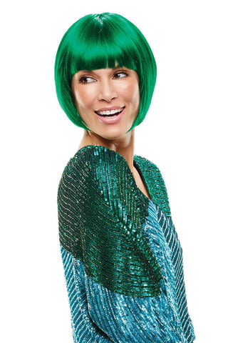Icon | Traditional Cap  | Synthetic Costume Wig