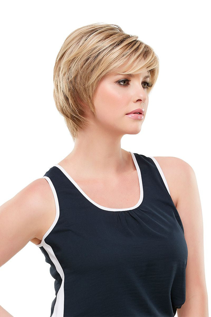 Judi | Heat Defiant Synthetic Wig (Hand Tied Mono Top)
