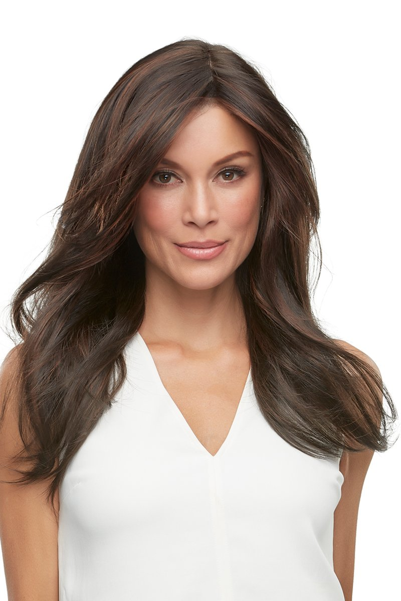 Kaia | Synthetic Wig (Lace Front Hand Tied Monofilament)