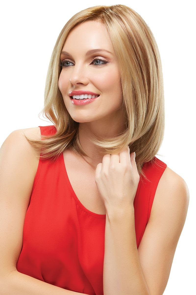 Karlie | Synthetic Wig (Lace Front Hand Tied Mono Top)