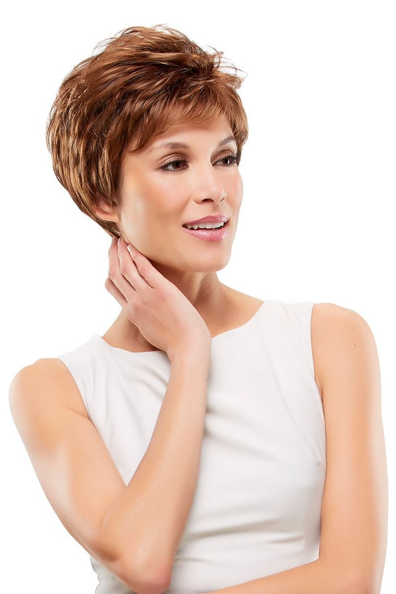 Kris | Open Cap | Synthetic Wig (Open Box) - Color 10/26TT