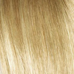 Add On Left Topper | Heat Friendly/Human Hair Blend Hair Extension (Monofilament Base)