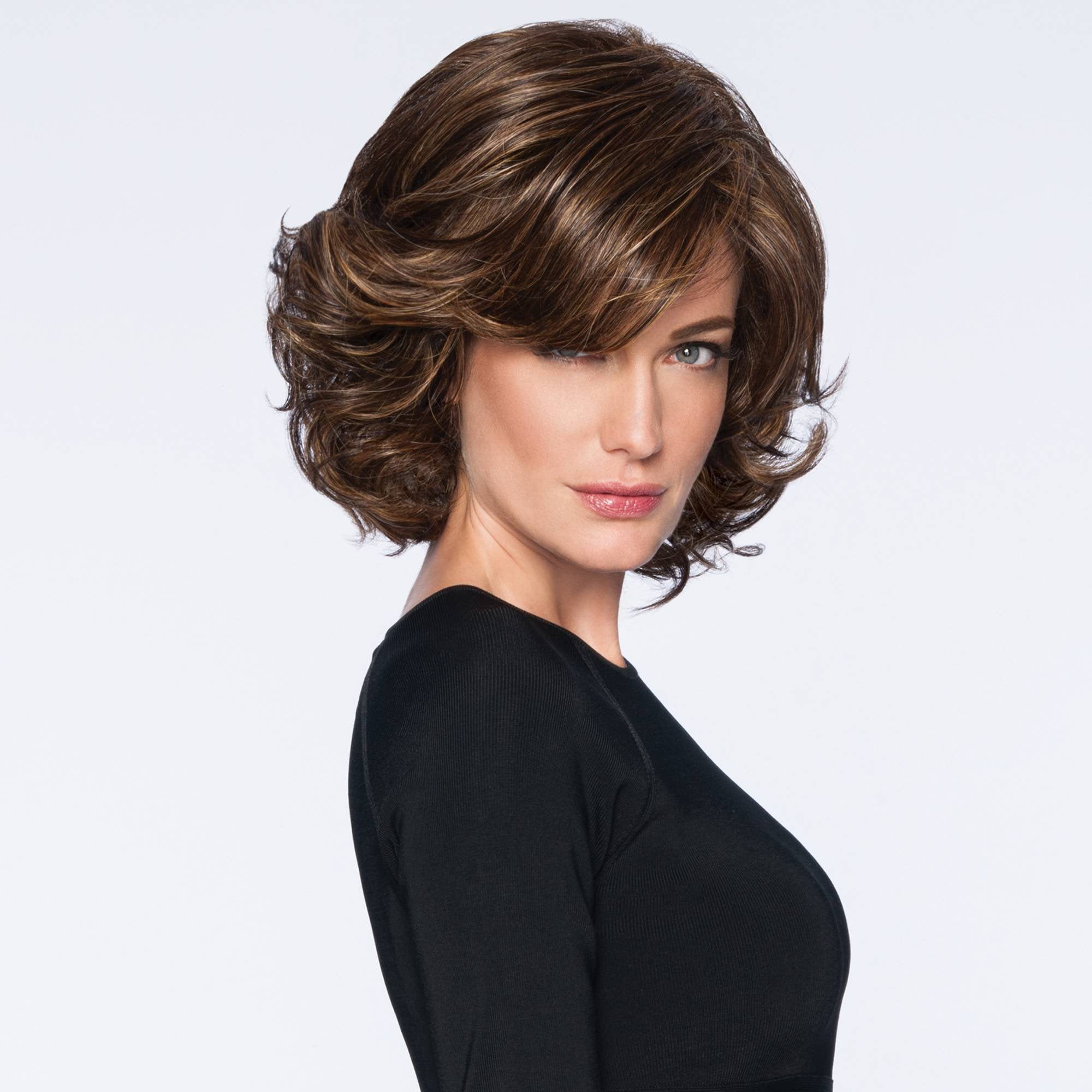 Modern Flair | Heat Friendly Synthetic Wig (Traditional Cap)