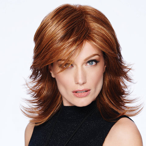 Modern Flip | Heat Friendly Synthetic Wig (Traditional Cap)