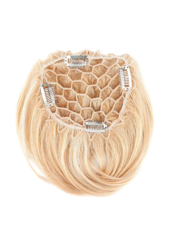 Quartette | Synthetic Hairpiece (Honeycomb Base)