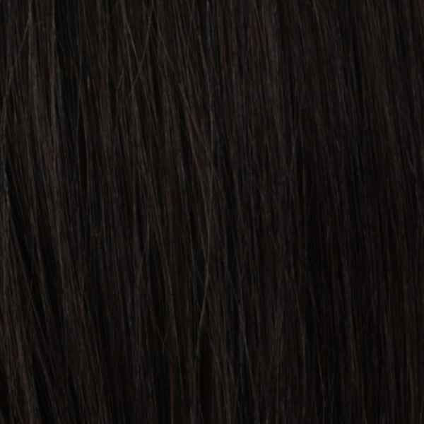 Mono Wiglet-Mono Part | Synthetic Hair - Monofilament Base