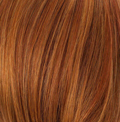 Enhancer 3/4 | Heat Friendly Synthetic Hairpiece