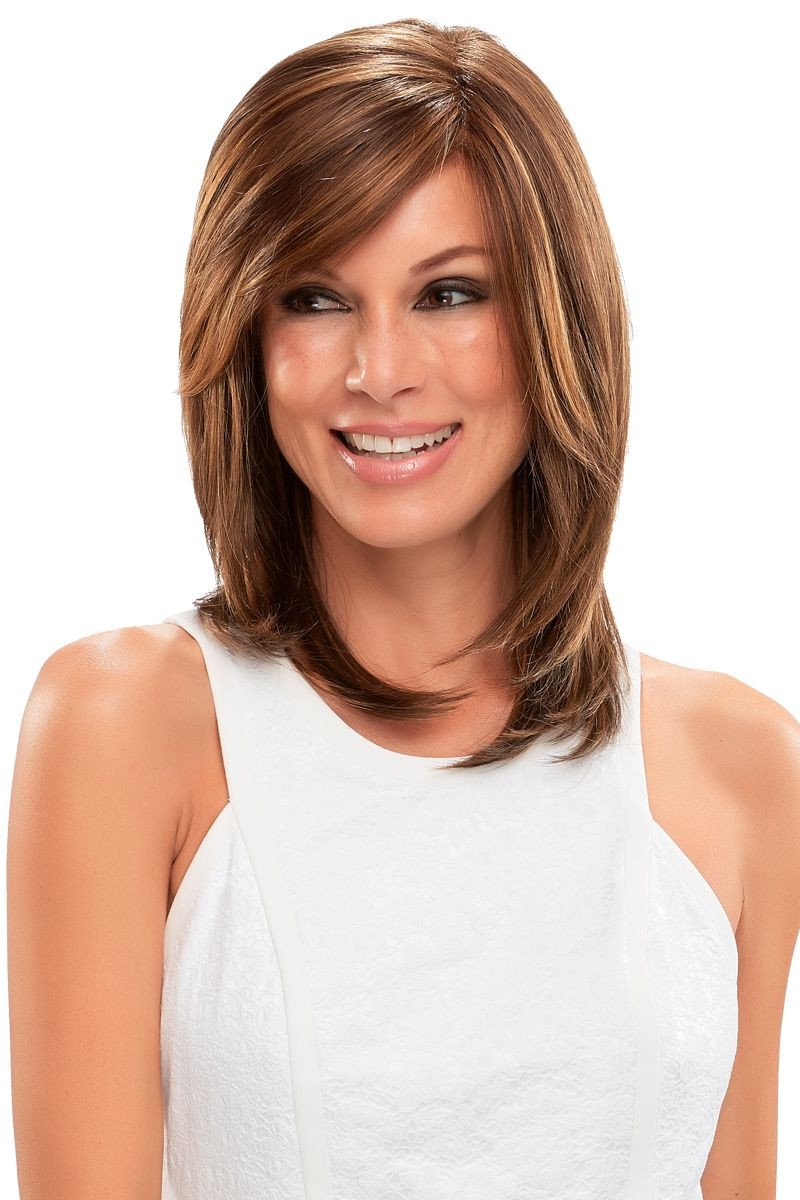 Sandra | Synthetic Wig (Hand Tied Mono Top)