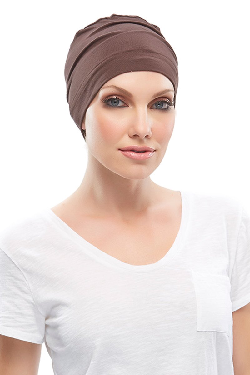 Sleep Cap Large | Cotton Spandex Blend Material