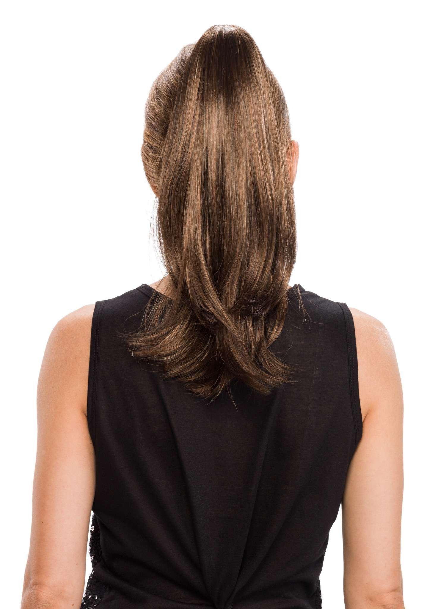 Swing Clip-On | Synthetic Hairpiece