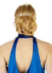 Swirly Twist-Around | Heat Resistant Synthetic Hair Wrap