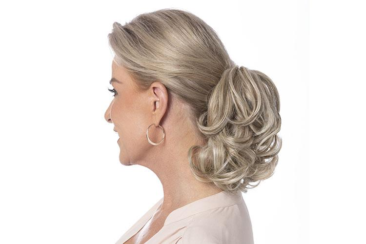 Pony Curls HF | Heat Friendly Synthetic Ponytail (Clip-In)