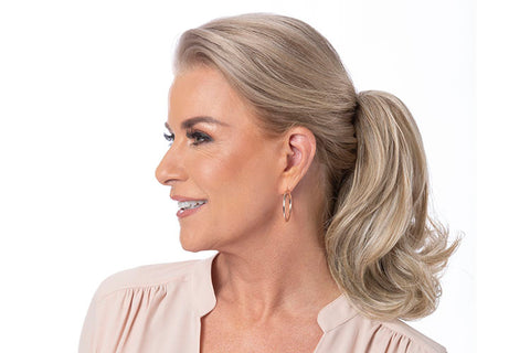 Layered Flip Pony HF | Heat Friendly Synthetic Ponytail (Clip-In)