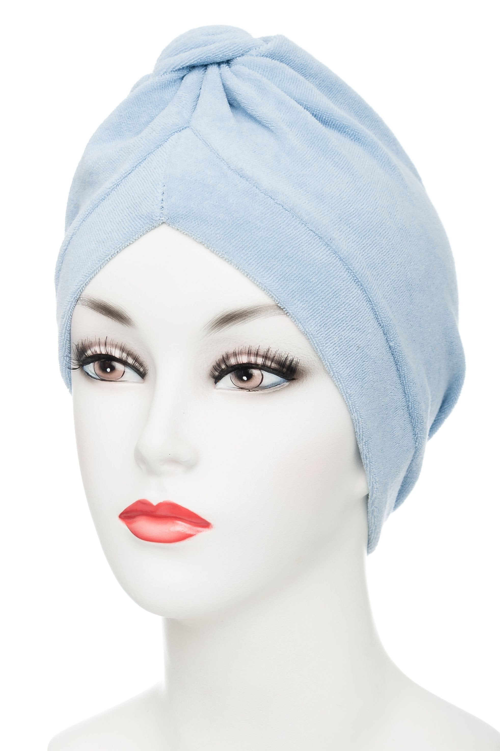 Terry Turban | Soft-Terry Cloth Material
