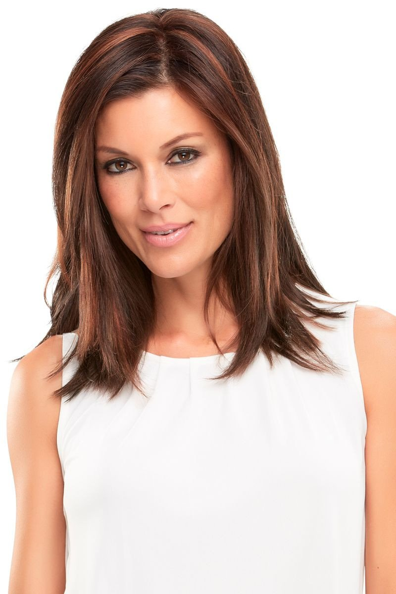 "Top Style 18"" Topper Hair Addition 